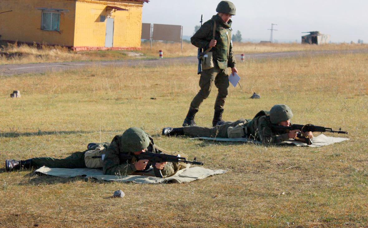 Военная база«Кант»
