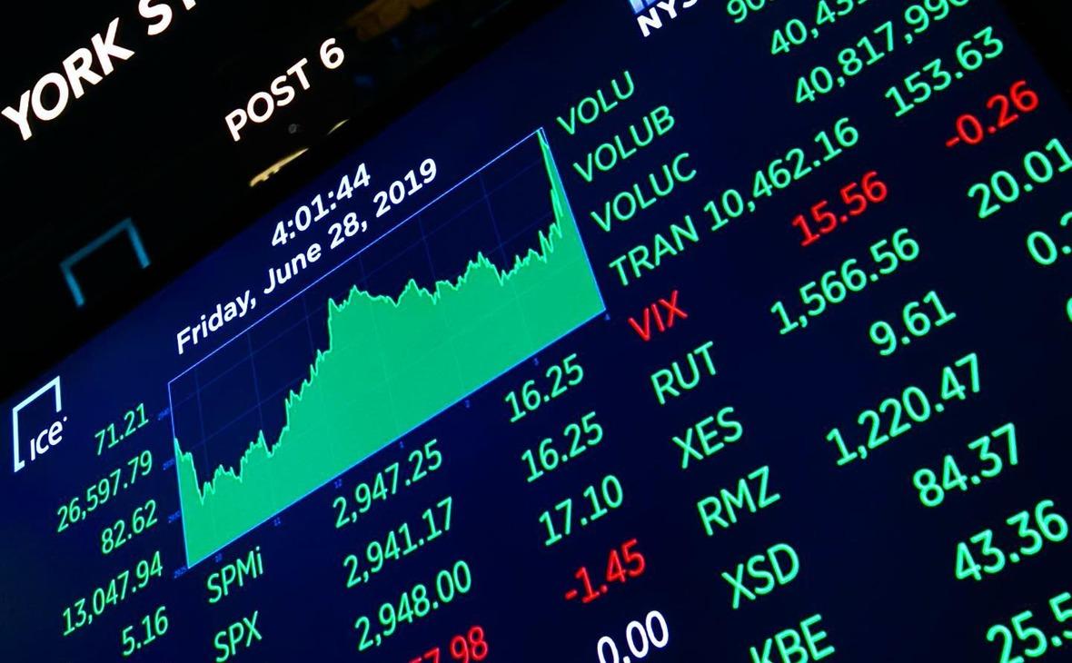 Фото:New York Stock Exchange