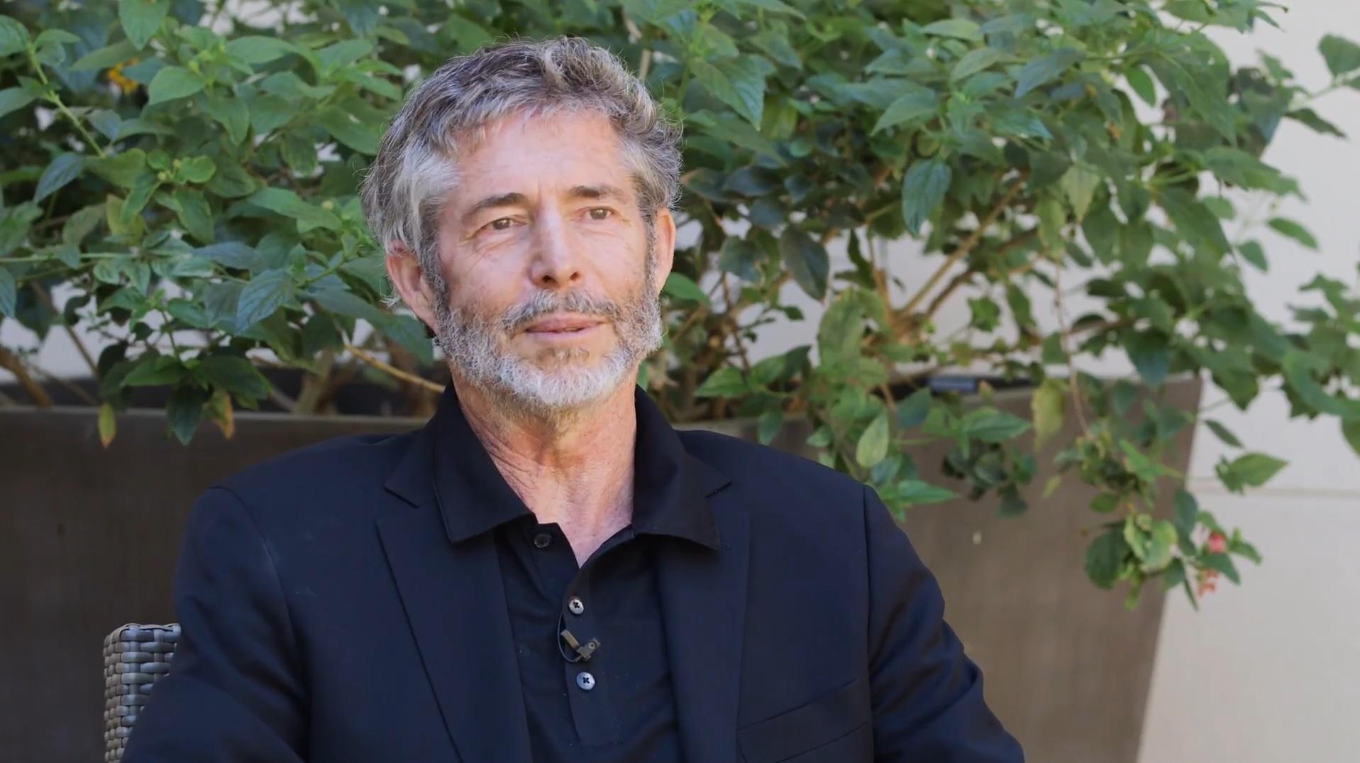 Дэвид Черитон в 2017 году