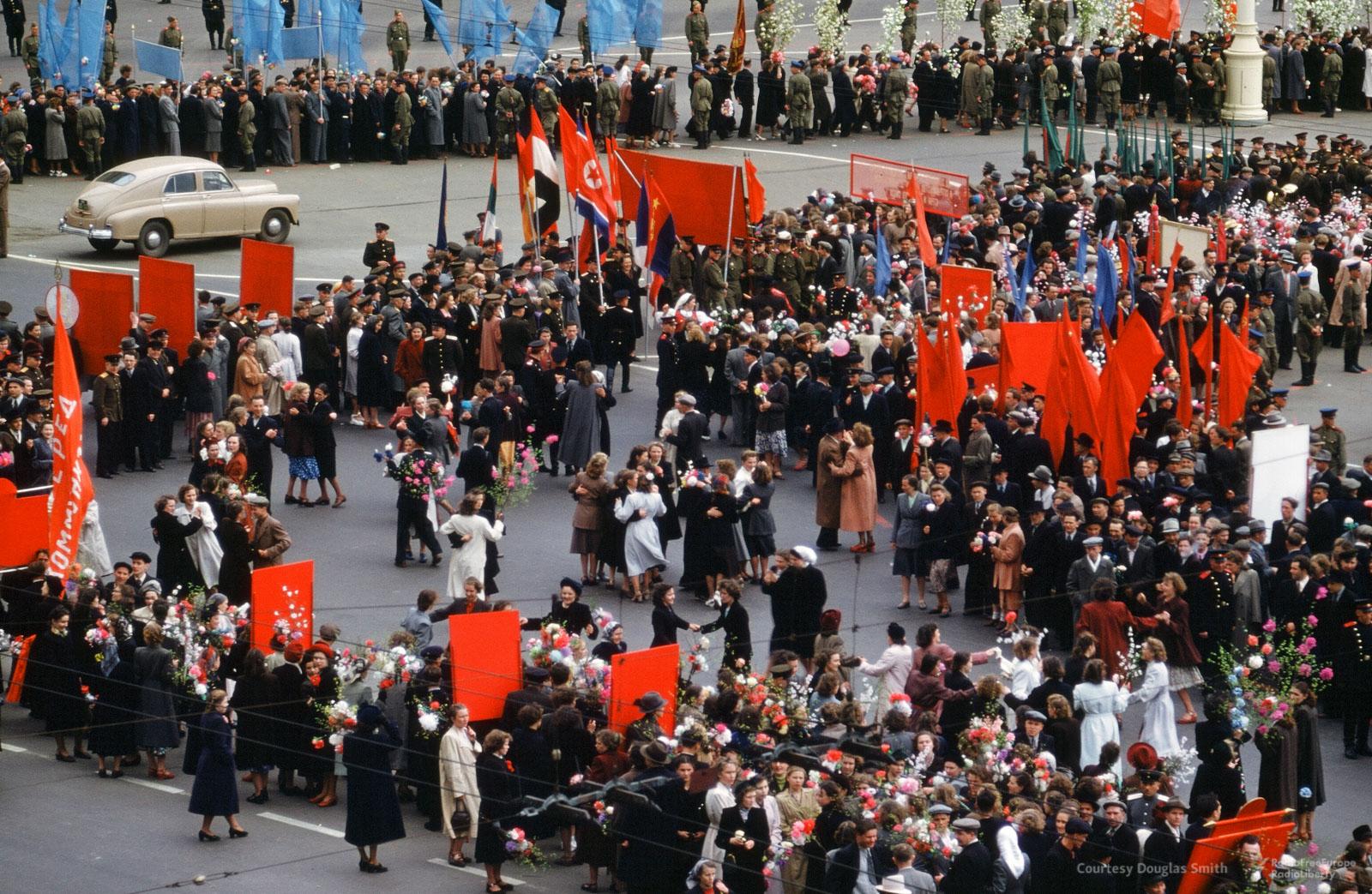 Праздник наМанежной площади