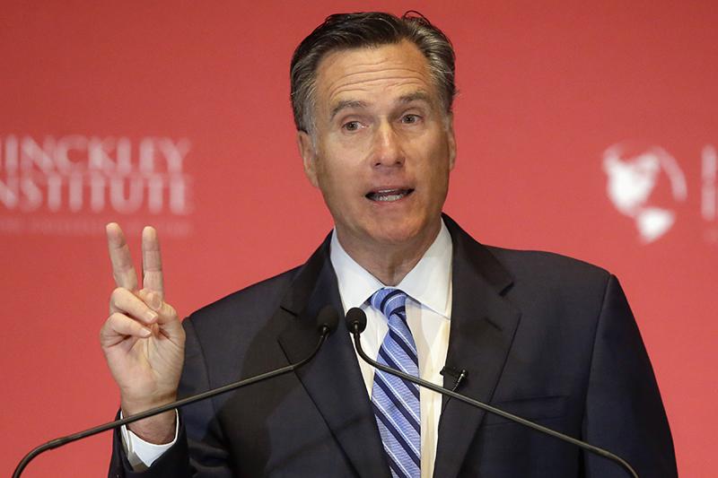 Республиканец Митт Ромни