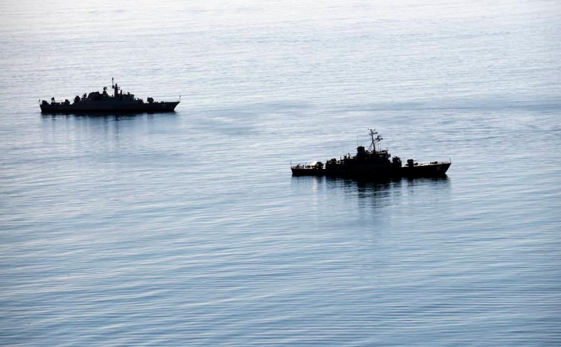 Фото: Iranian Army / AP