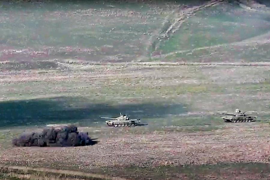 Фото:Министерство обороны Армении / AP