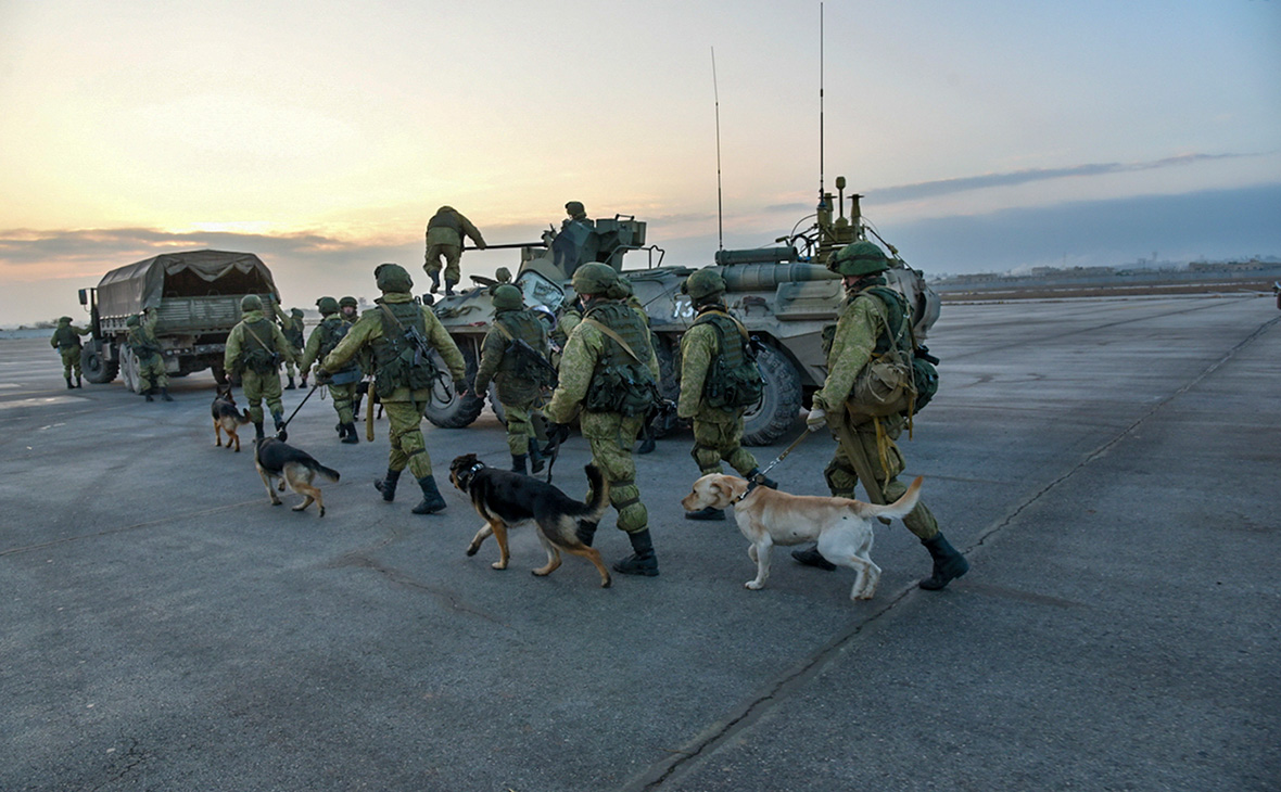 Фото: Russian Defense Ministry Press Service / AP