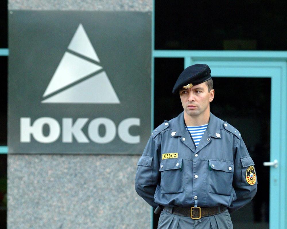 Дело ЮКОСа: ренегаты-комсомольцы против ренегатов-силовиков