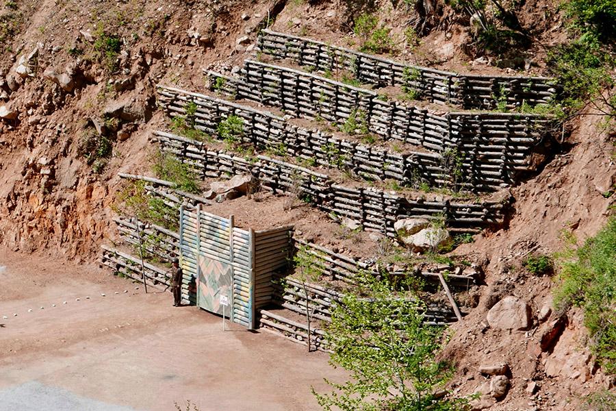 Пхунгери — единственный полигон для ядерных испытаний в КНДР. Он находился в горах, у потухшего вулкана Пэктусан (Байтоушань) в провинции Северный Хамгён, менее чем в 200км от границы с Россией.