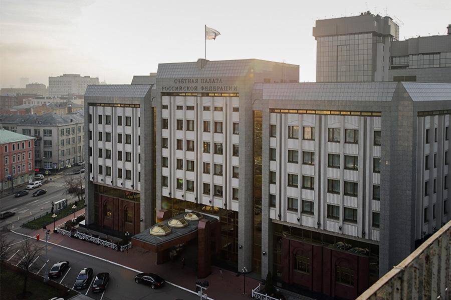 Здание Счетной палаты на Зубовской улице