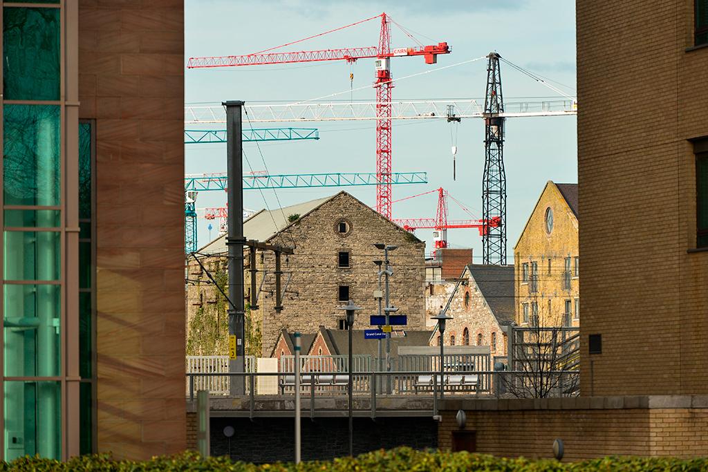 Строительство в Дублине