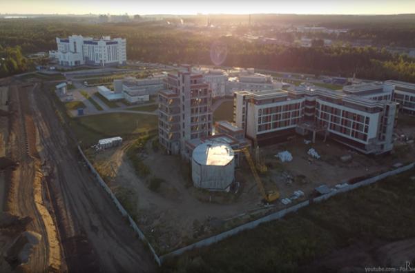 Структура Роспотребнадзора может достроить медцентр за 734,7 млн руб.