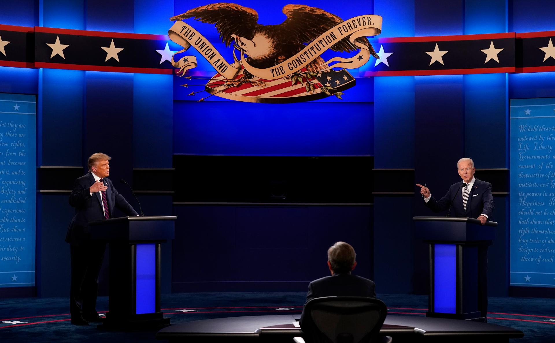 Трамп и Байден: последние новости о предвыборной гонке 2020