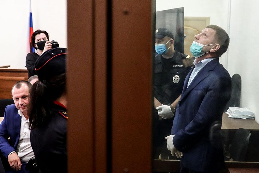 Фото:Евгения Новоженина / Reuters
