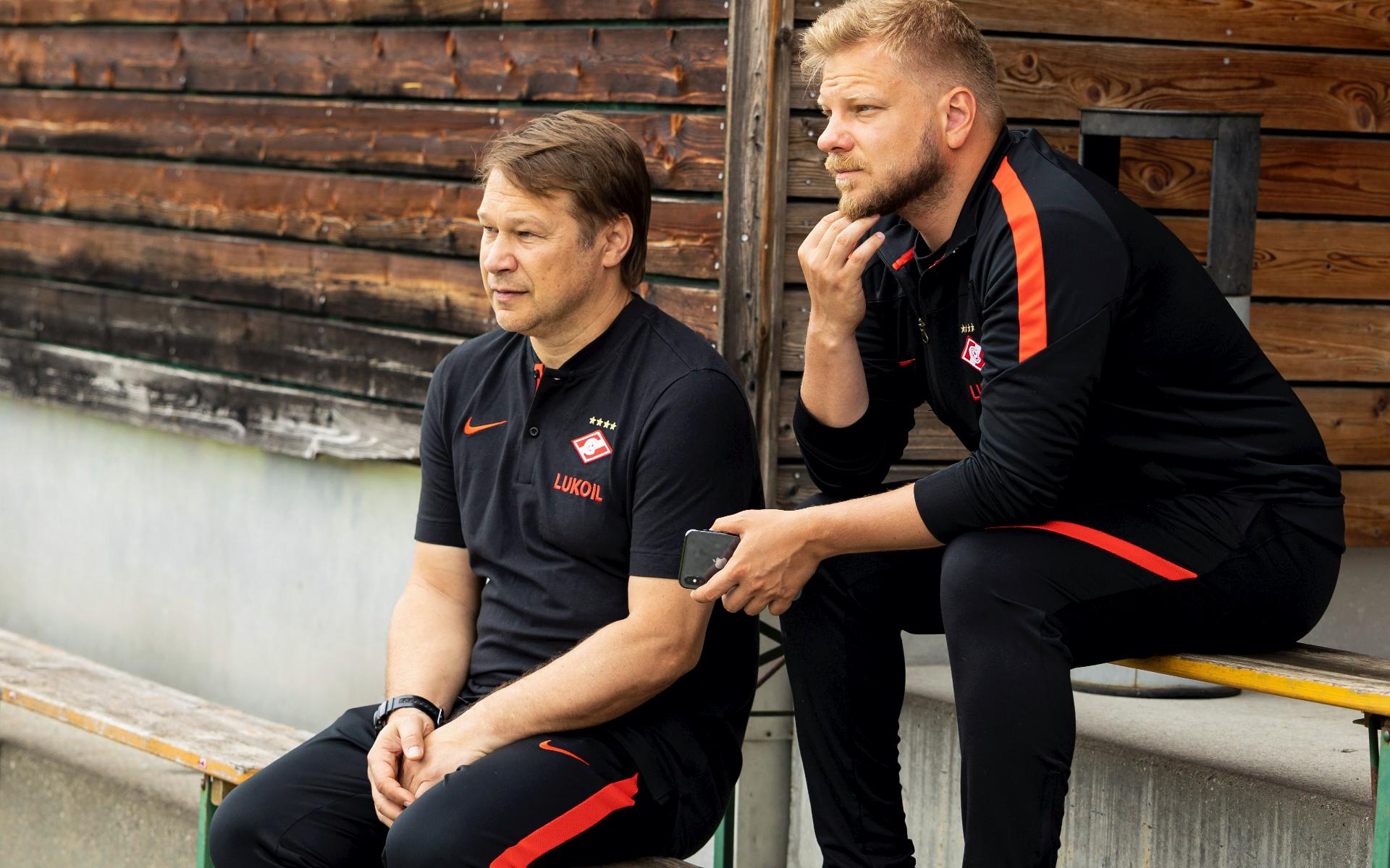 Фото: Дмитрий Попов и Ярослав Кулемин (global look press)