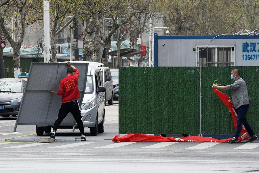 Фото:China Daily via Reuters
