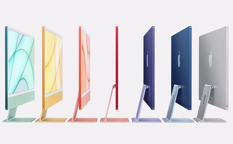 iMac на процессоре M1