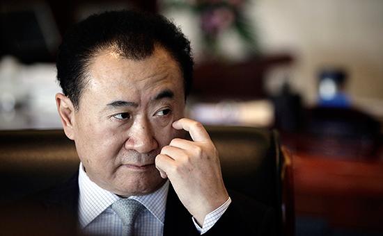 Владелец Wanda Group Ван Цзяньлиню