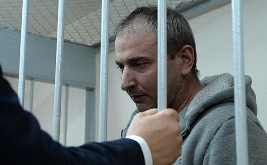Лидер хакерской группы «Шалтай-Болтай» Владимир Аникеев