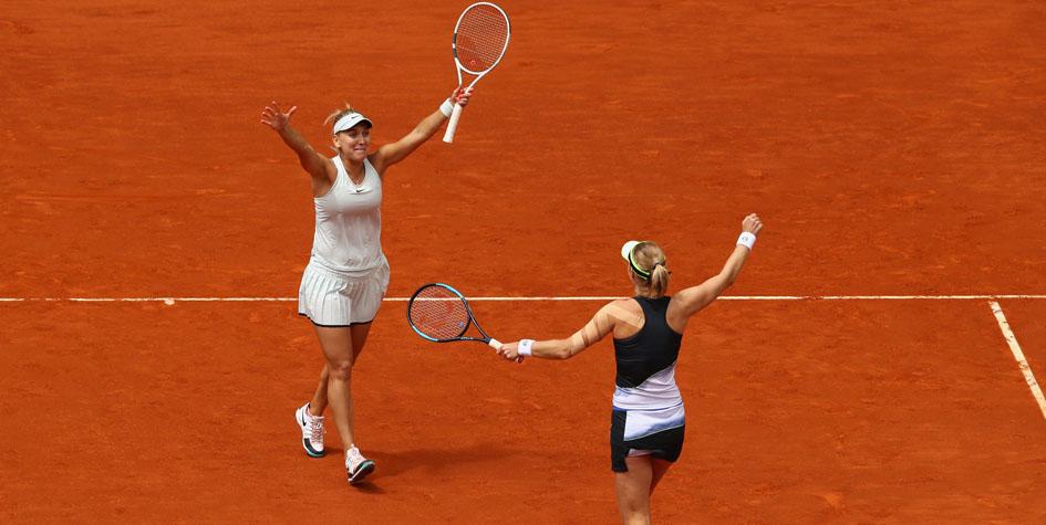 Фото: официальный твиттер WTA