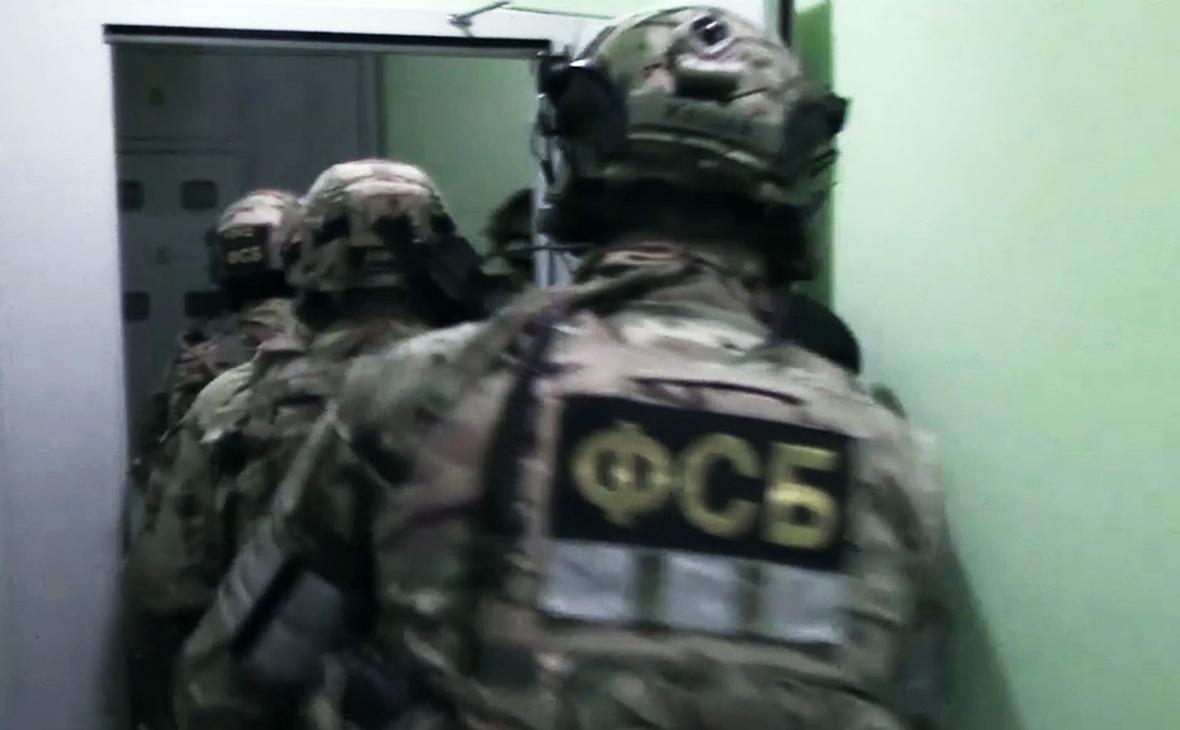 Фото: ЦОС ФСБ / РИА Новости