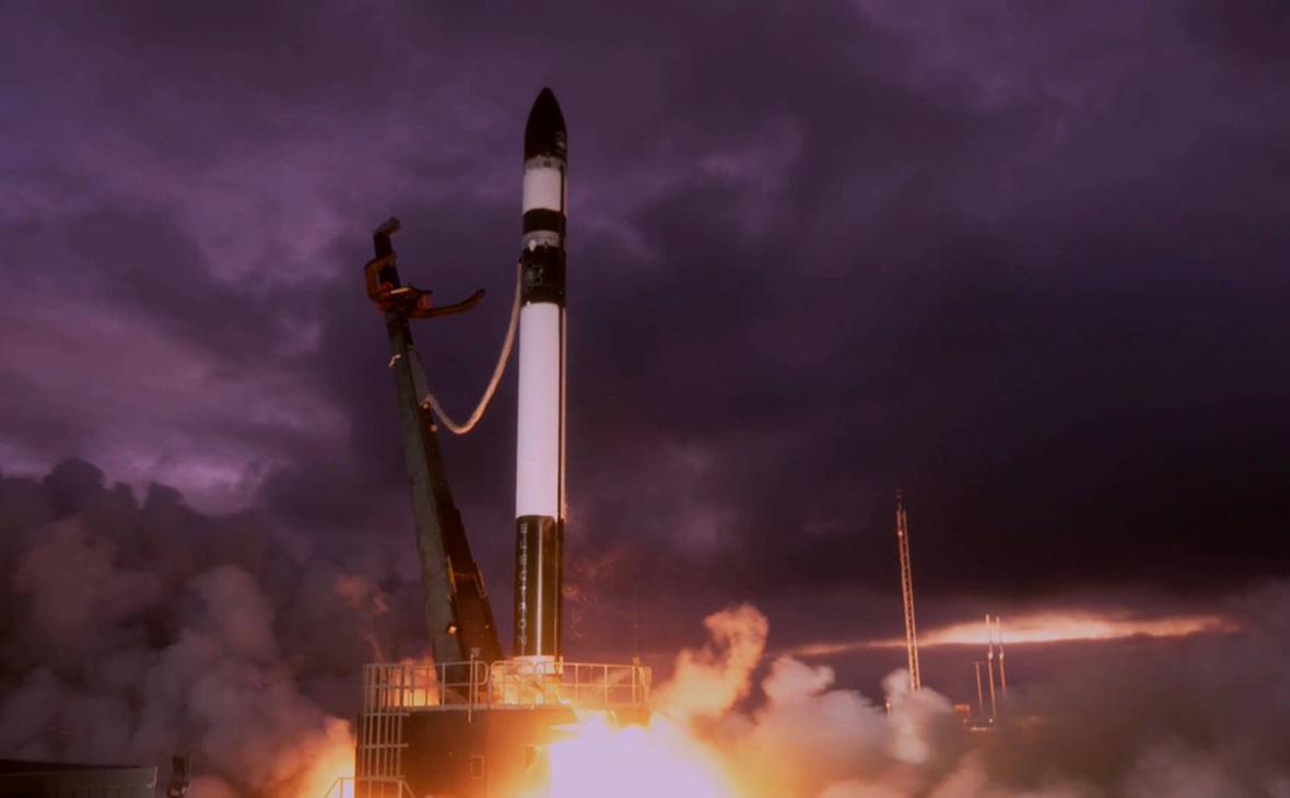 Фото:Rocket Lab / Global Look Press