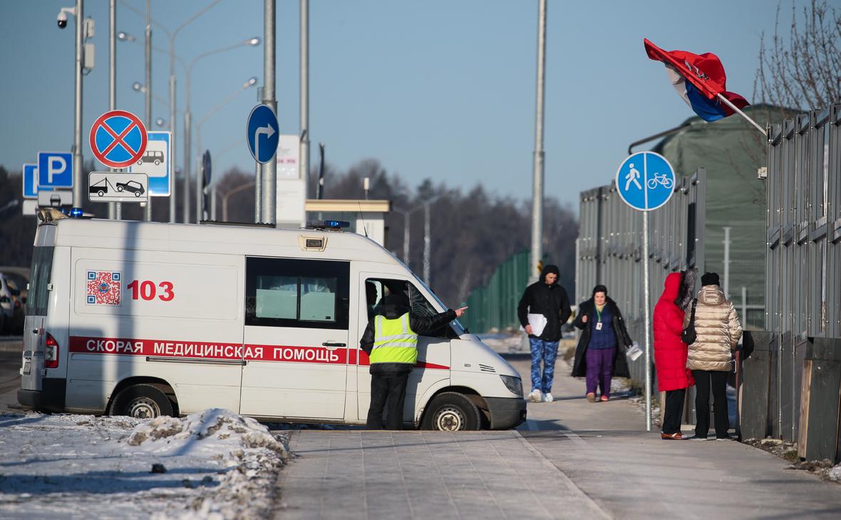 В Москве за сутки выявили свыше 5,4 тыс. случаев COVID-19
