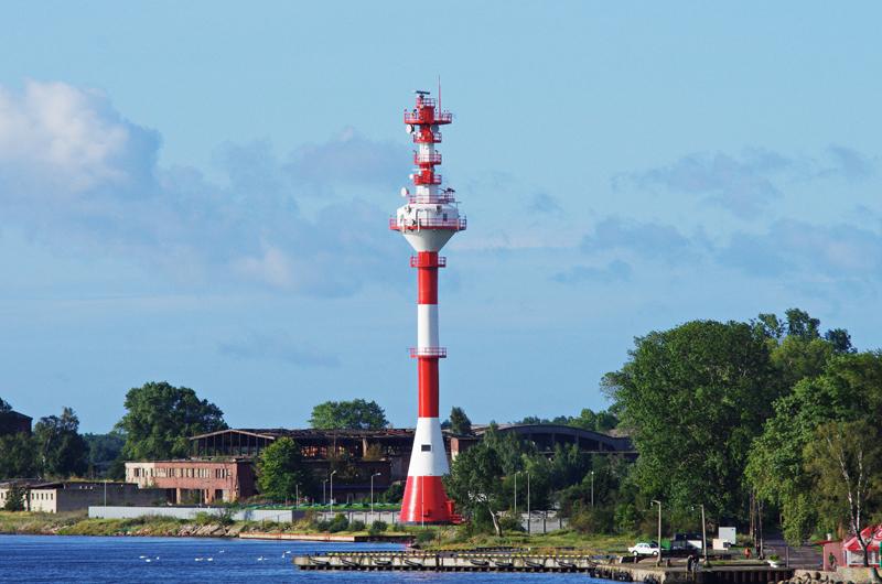 Радиотехнический пост в Балтийске
