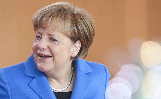 Меркель похвалила Японию за поддержку санкций против России