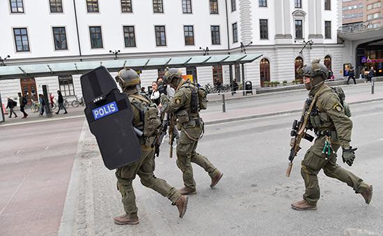 Фото: Jessia Gow / TT News Agency / Reuters