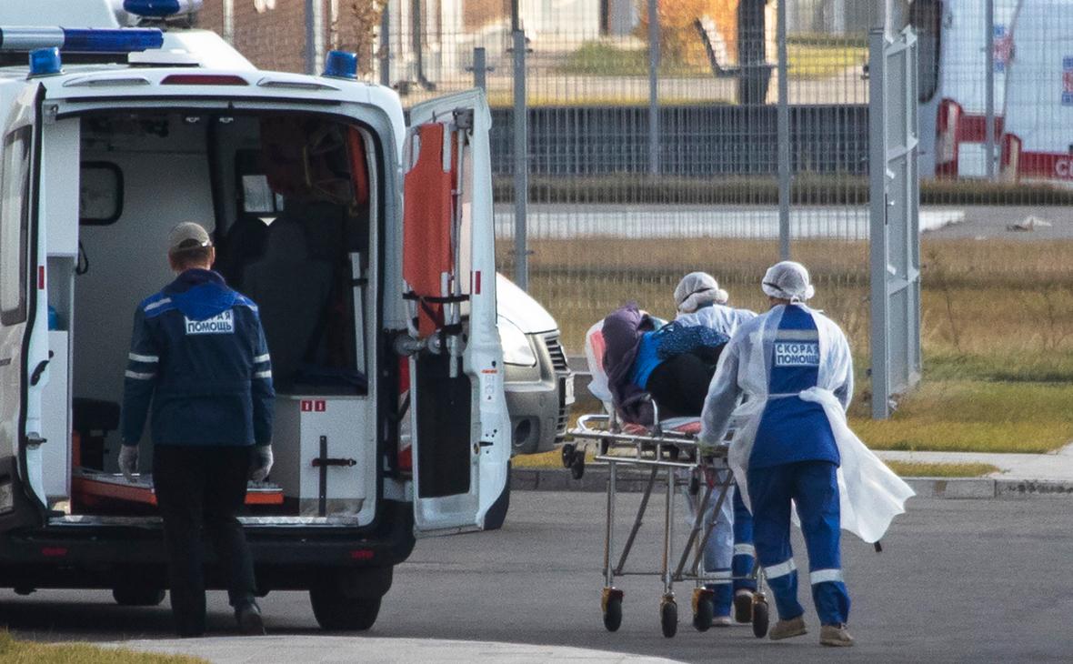 В Москве за сутки выявили 5,9 тыс. зараженных коронавирусом