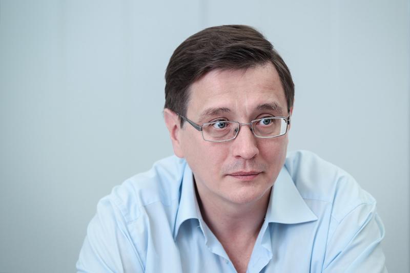 Генеральный директор ММЦ Николай Федосеев