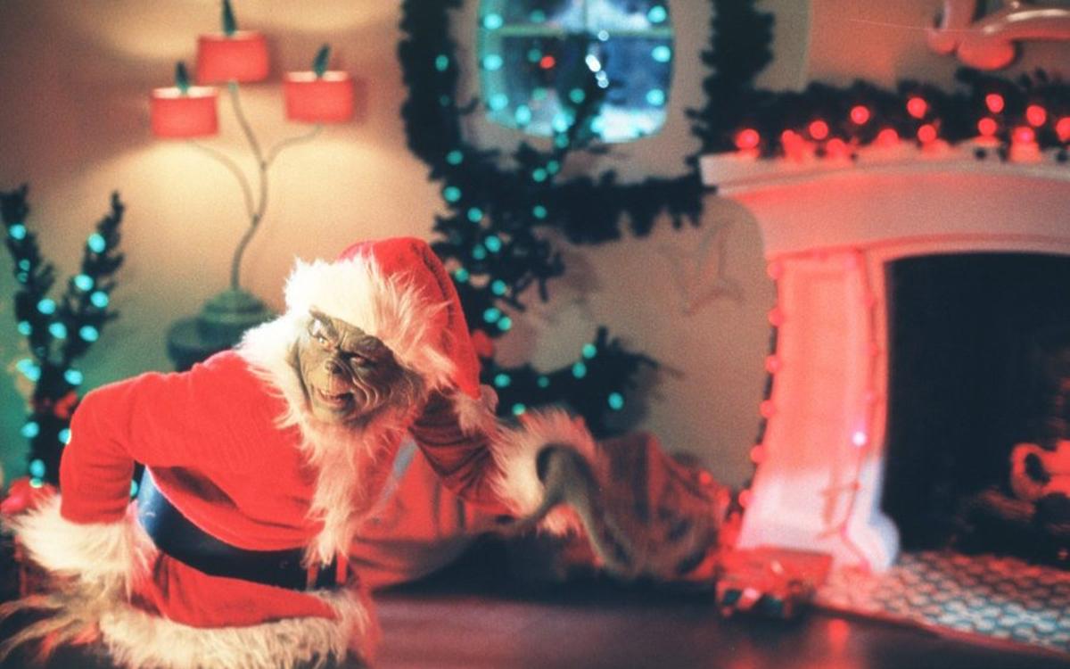«Гринч— похититель Рождества»