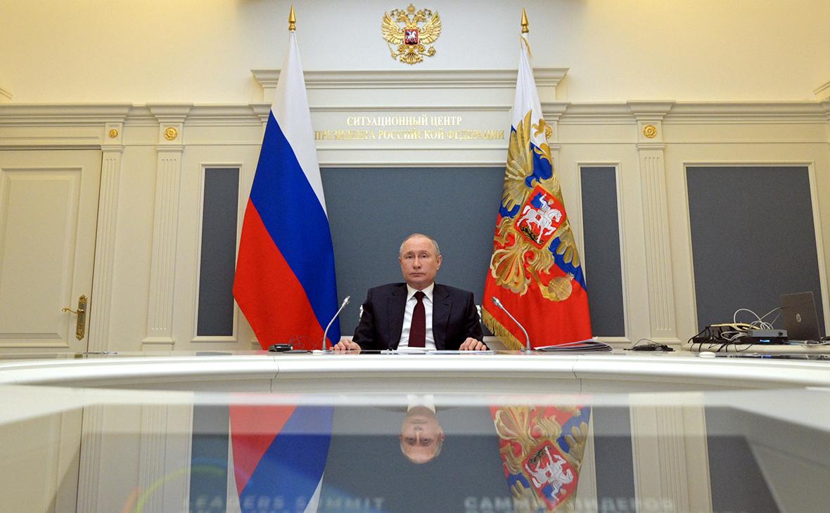 Путин предложил Зеленскому приехать в Москву в любое время