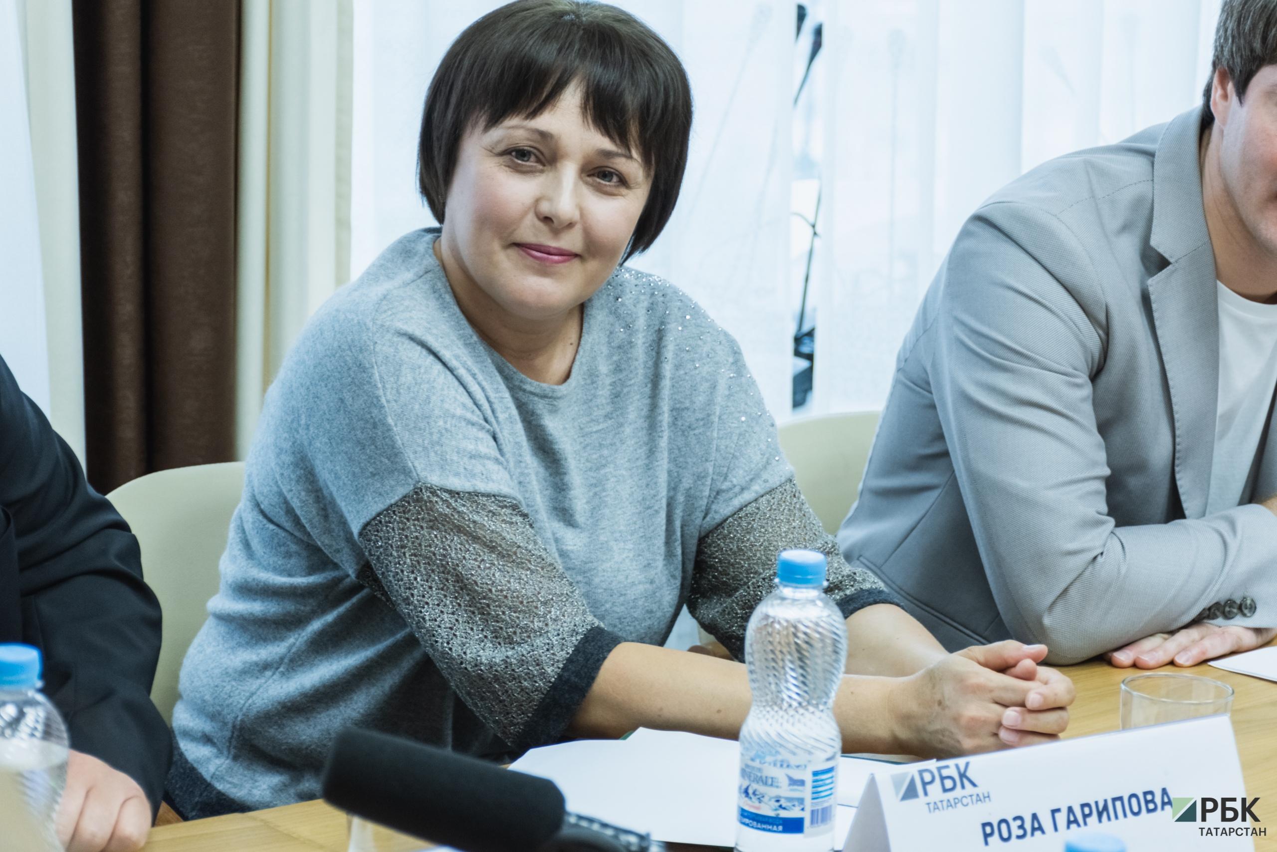замгендиректора по качеству АО «Зеленодольский молочноперерабатывающий комбинат» Роза Гарипова