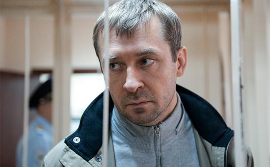 Замначальника антикоррупционного главка МВД Дмитрий Захарченко
