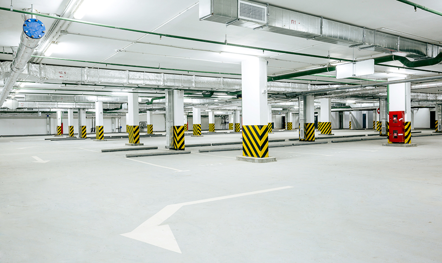 Во всех домах будут оборудованы подземные автопарковки