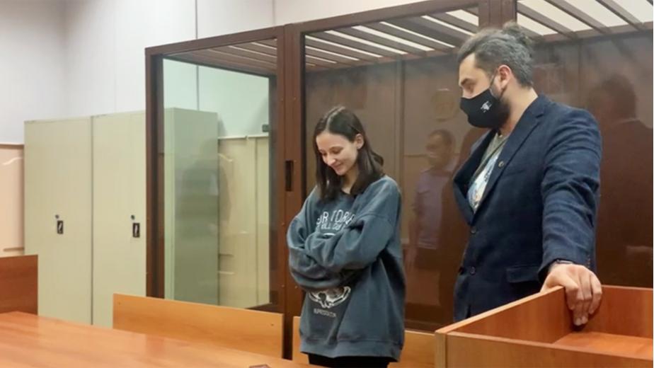Видео:пресс-служба Басманного районного суда города Москвы
