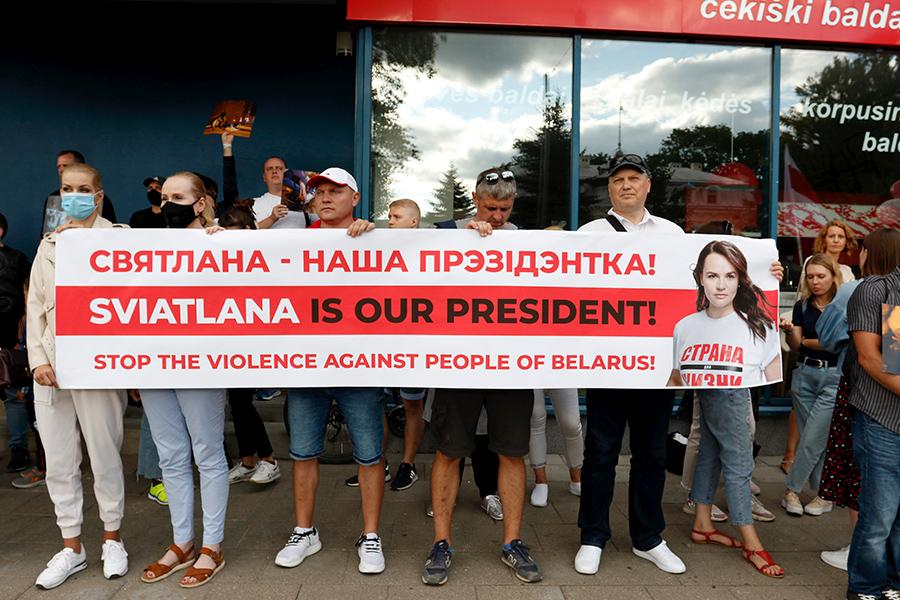 Фото:Valda Kalnina / EPA / ТАСС