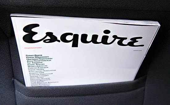 Журнал Esquire