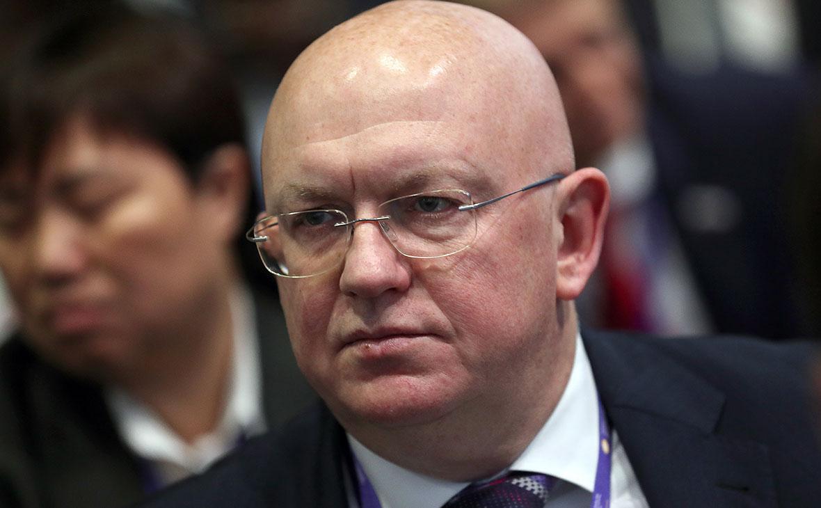 Василий Небензя