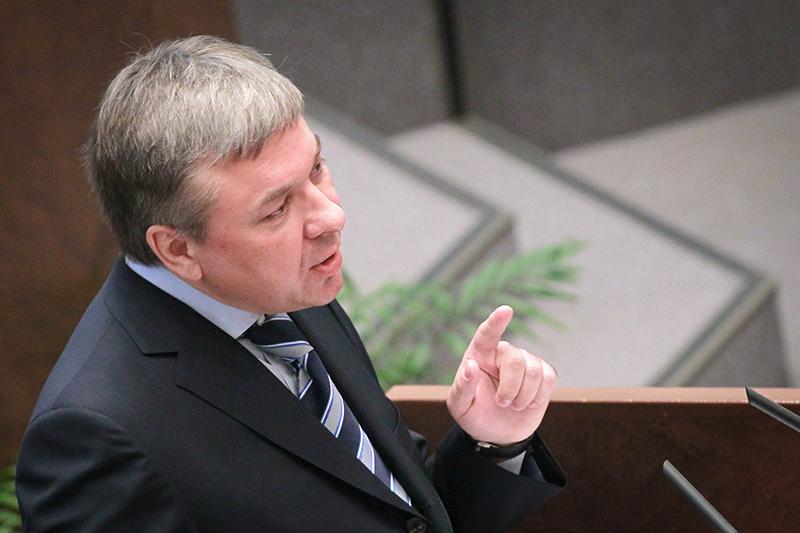 Руководитель Федеральной службы порегулированию алкогольного рынка Игорь Чуян
