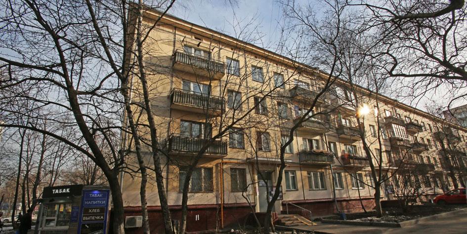 Московская хрущевка