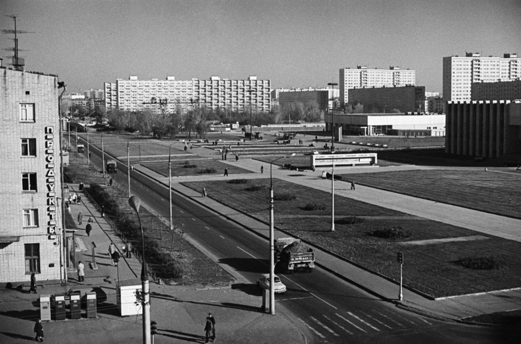 Перово,1 октября 1975года. На Зеленом проспекте