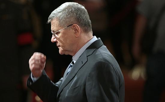 Генеральный прокурор РФ Юрий Чайка