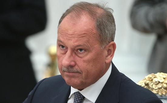 Глава ВЭБа Владимир Дмитриев