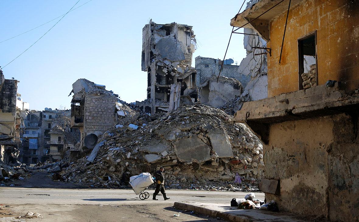 Турция заявила о первых пораженных целях в Сирии
