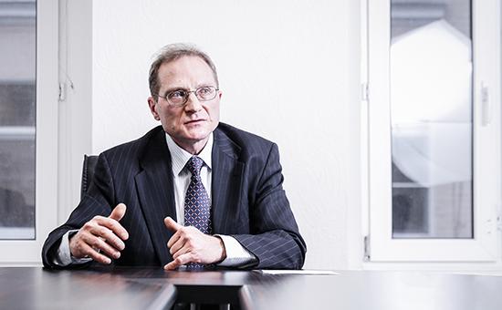 Экономист Михаил Дмитриев