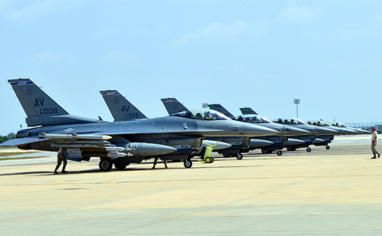 Турция поставила под вопрос вылеты ВВС США со своей базы