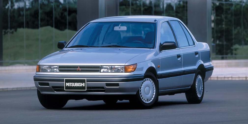 Mitsubishi Lancer 1988