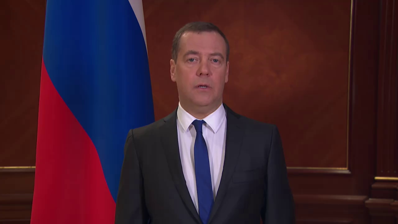 Видео:Facebook.com / Dmitry.Medvedev