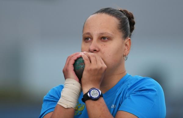 Пермская спортсменка выиграла золотую медаль Паралимпиды в толкании ядра