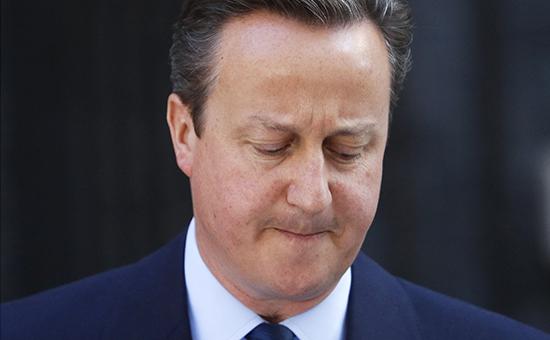 Премьер-министр Соединенного Королевства Дэвид Кэмерон